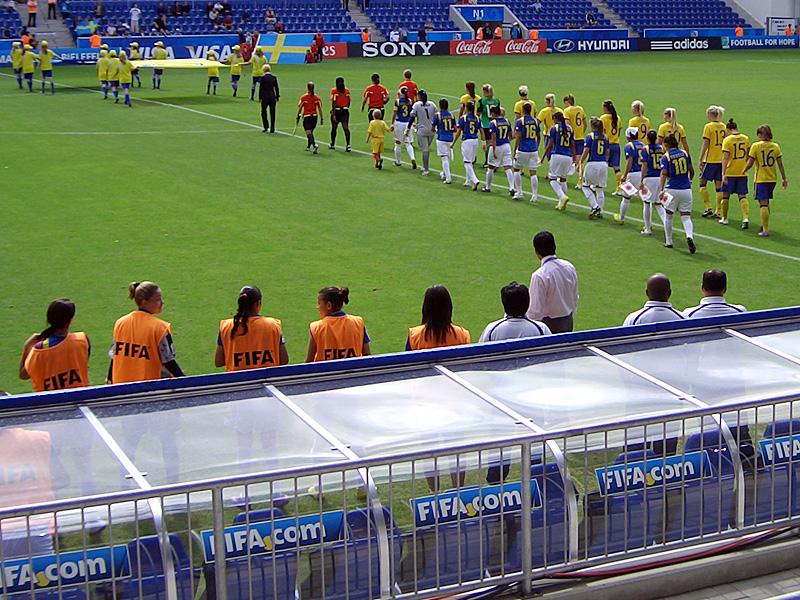 FIFA U-20-Frauen-WM 2010 in Bielefeld